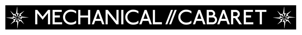 Mechanical Cabaret logo 2017