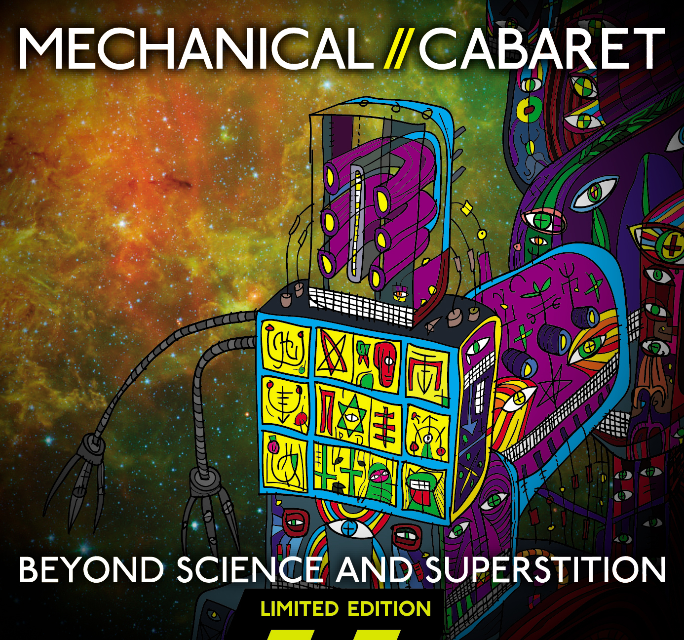 Mechanical Cabaret - BSAS Ltd ED